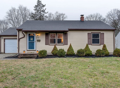 Check out this amazing 3BR, 1BA Bungalow in Broad Ripple!