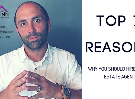 Top 7 Reasons Why You Should Hire a Real Estate Agent