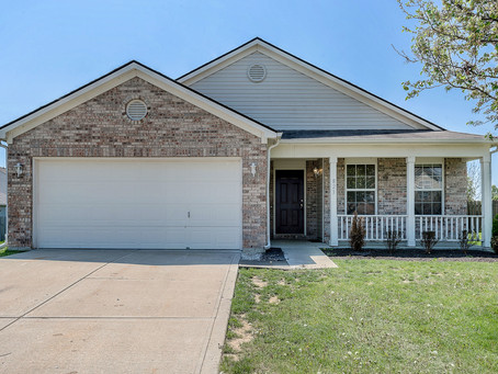 Stunning 4BR, 2BA Ranch in Greenwood!