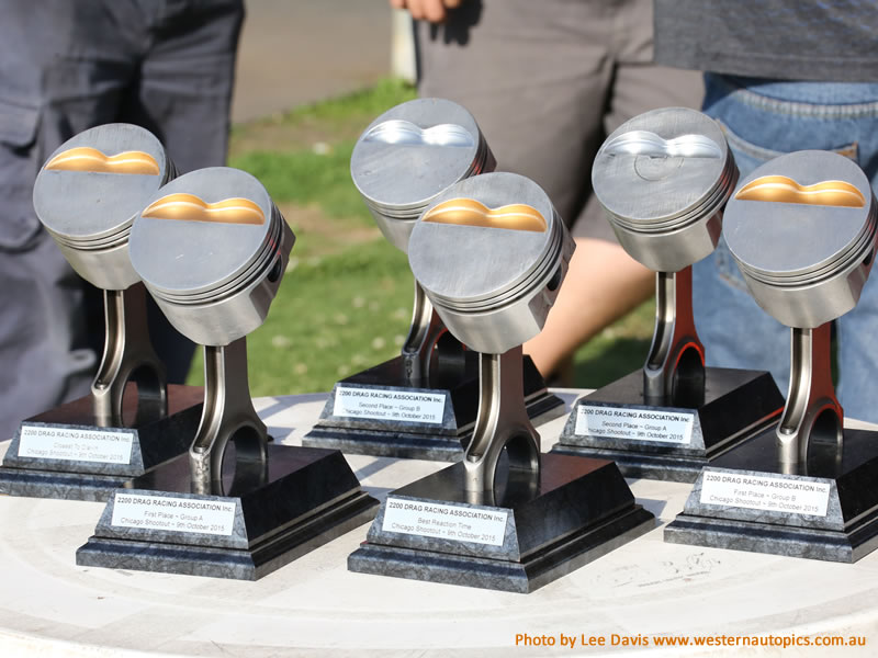 Chicago Shootout Trophies