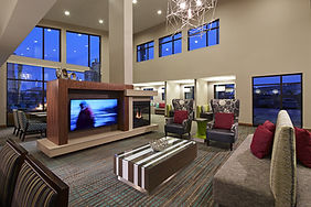 Mogul Capital Residence Inn Lobby Redondo Beach