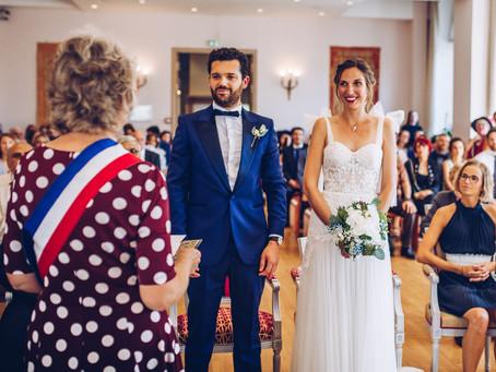 Le mariage en Mairie, Comment ça se passe ?