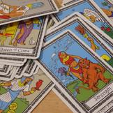 Sample Tarot Deck 2