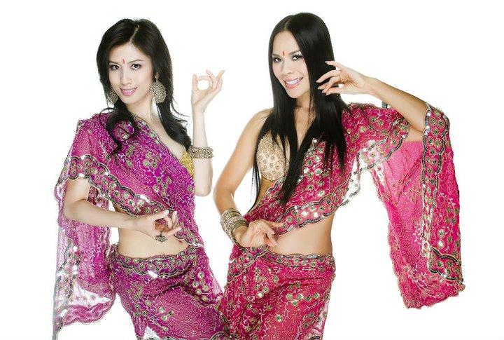 Truc Lam & Truc Linh, Singers/Models