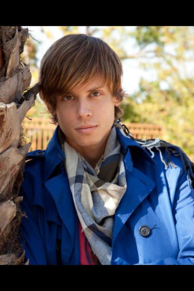 Nathan Parrett, Singer/Actor/Model