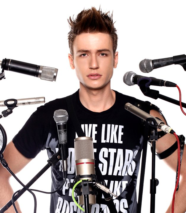 Lee Notik, Singer/Actor/Model