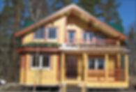Каркаснний будинок в Волинскій області