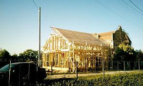 Будівництво каркасного будинку в Івано-Франківську