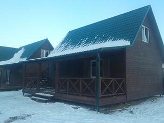 Каркасні будинки в україні