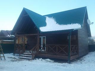 Будівництво каркасного будинку в Тернополі