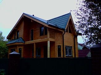 Будівництво каркасного будинку в Львівській області