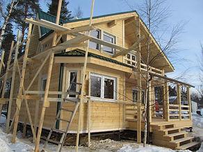 Каркасний будинок в Рівненській області