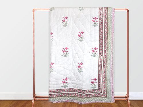 Nargis Hand Quilted Comforter