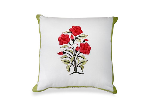 "Periyar Pillows | 11"" x 11"" 