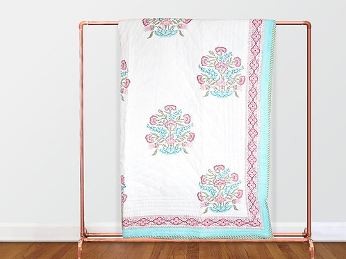 Aasman Hand Quilted Comforter
