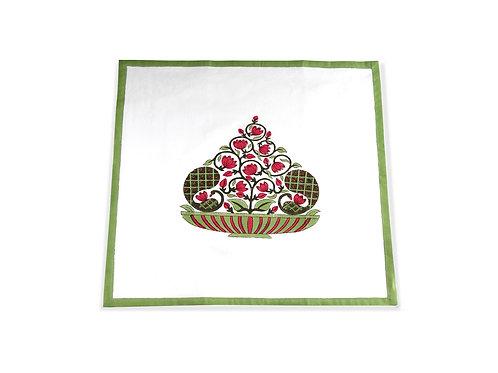 Pyaala Napkin | Hand Block Printed Nakpin Sets | Saar Lifestyle