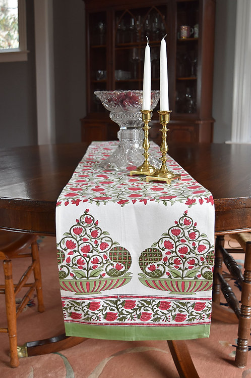 Panzara table Runner, Small