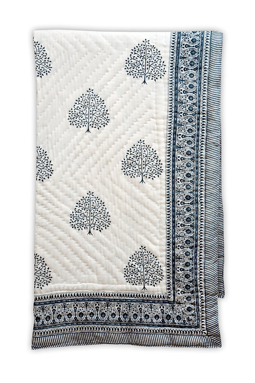 Falak Hand Quilted Comforter