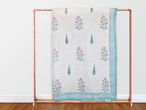 Gaharee Hand Quilted Comforter