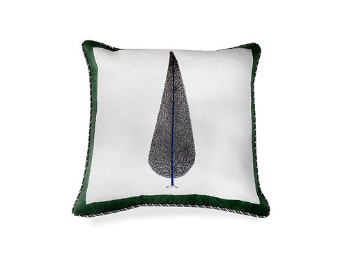 "Pattee Pillow, 16"" x 16"""