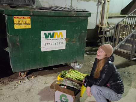 Diving Deeper Into Our Food Waste
