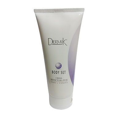 CREMA REAFIRMANTE PLUS BODY SET 200 ML DERMIK