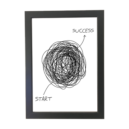 """Success"" plakat"