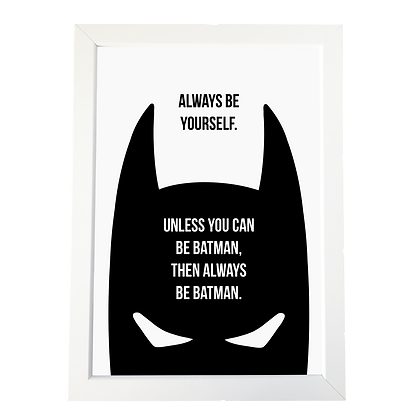 """Batman"" plakat"