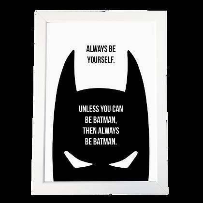 """""""Batman"""" poster"""