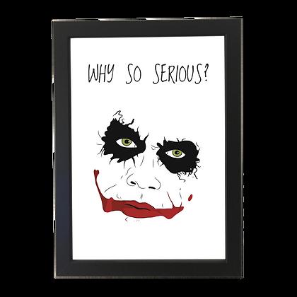 """""""Joker"""" poster"""