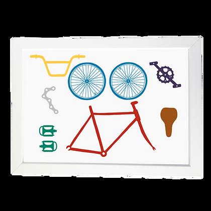 """Bicikel"" plakat"