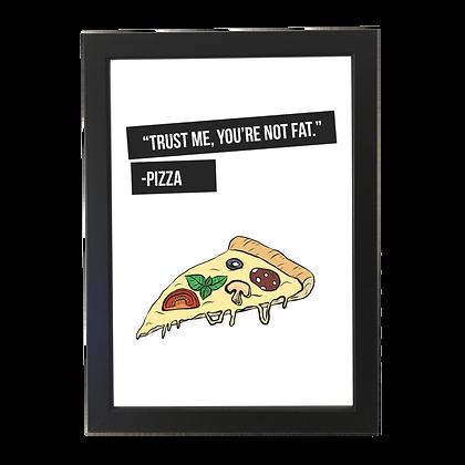 """Pizza"" plakat"