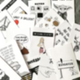 Naša celotna kolekcija voščilnic je še v