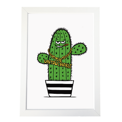 """""""Cactus"""" plakat"""