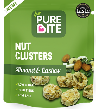 Almond Nut Clusters - Box of 10