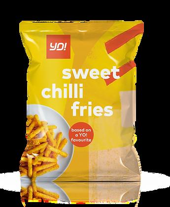 YO! Fries 8 x 100g
