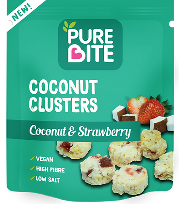 Coconut Clusters  Box of 10