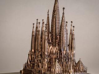 Exposição de Gaudí fica até fevereiro no Instituto Tomie Ohtake