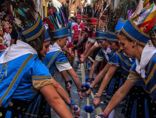 La tradició d'un poble: els bastonets d'Algemesí