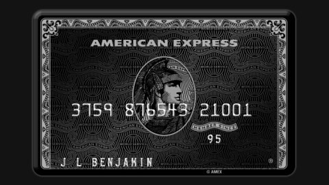AMERICAN EXPRESS CARD!