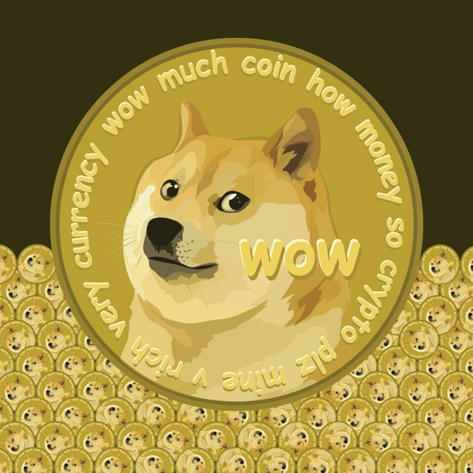 DOGECOIN TO THE MOON!