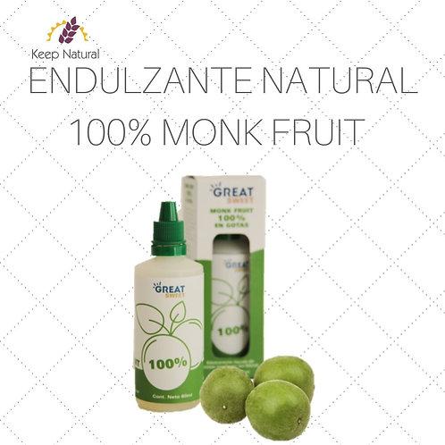ENDULZANTE 100% MONK FRUIT