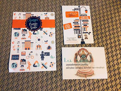 flyer y folleto para ydondemetotantagente