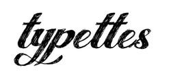 logotipo lettering