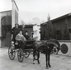 Enzo Pagani 1960