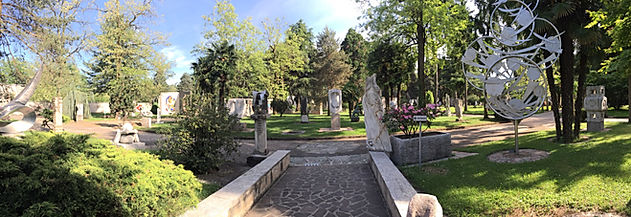 museo pagani parco