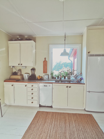 Main kitchen with full equipment