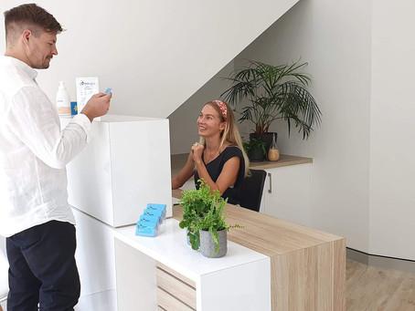 Desk Work + Health