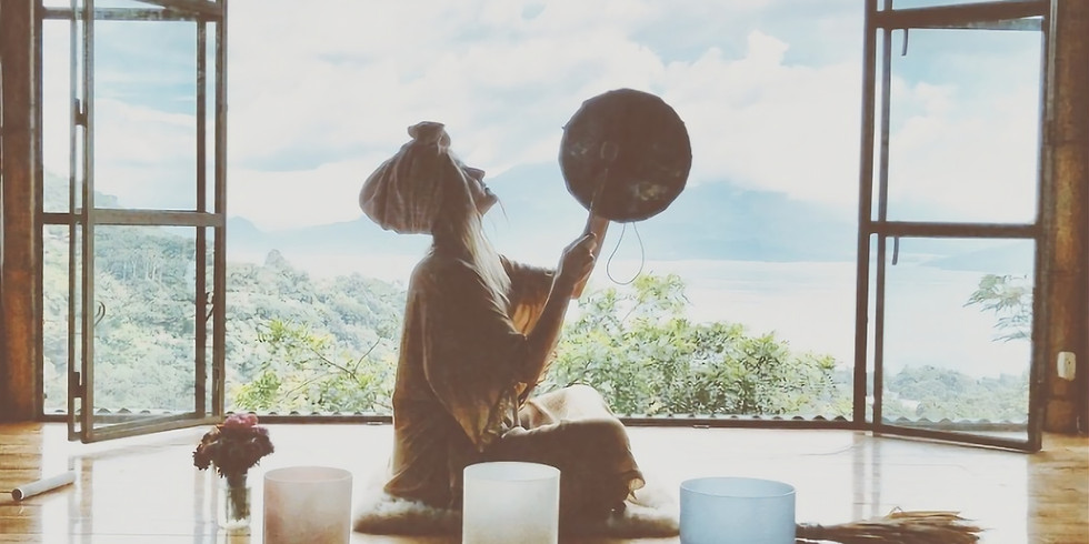 KAKAOCERMONI MED BREATHWORK & SOUNDHEALING