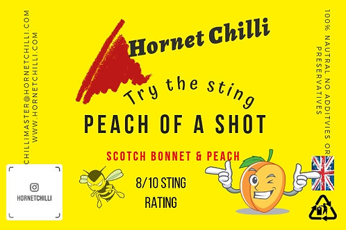 Peach of a shot